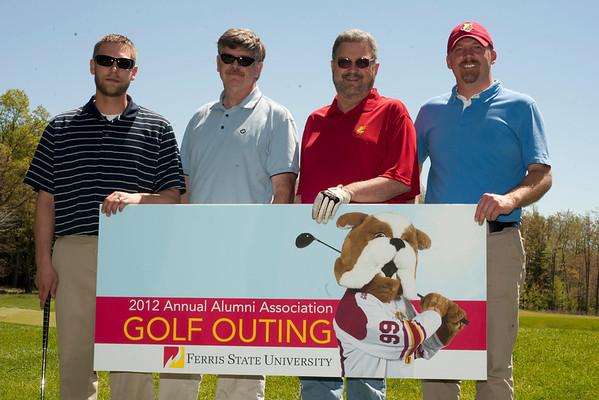 2012 Alumni Golf Outing