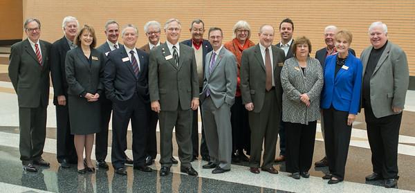 2013 Ferris Foundation Board