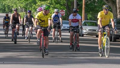 2015 Alumni Bulldog Bike Tour