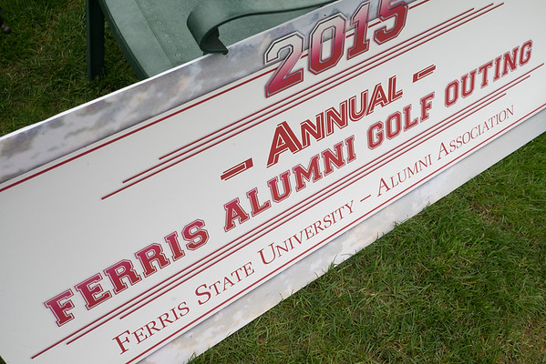 2015 Alumni Golf Outing