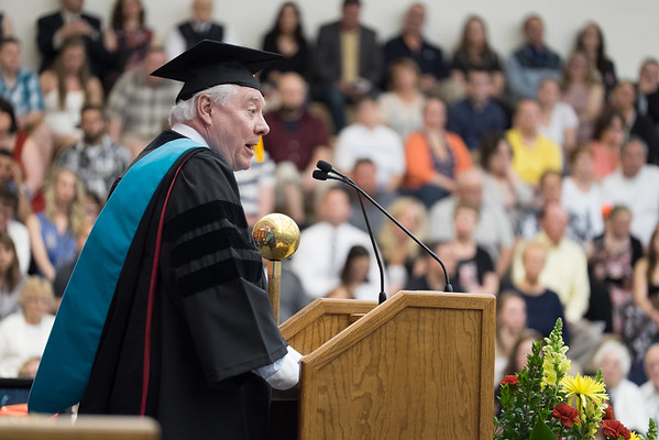 Frederick Shell, Honorary Doctorate