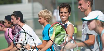 FSU Summer Camp - Tennis 6/28