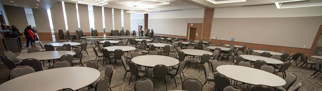 University Center Facilities